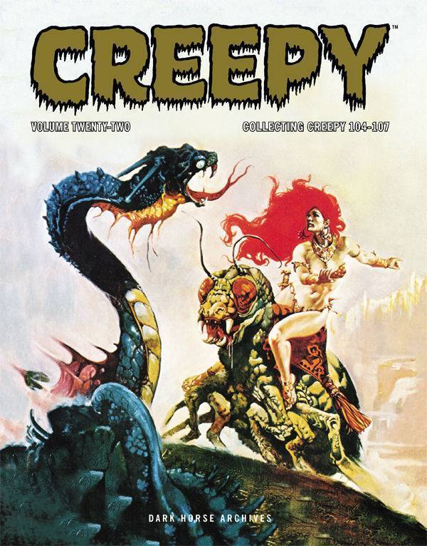 Creepy Archives, Vol. 22 (HC)