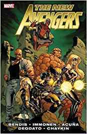 New Avengers By Brian Michael Bendis, Vol. 2