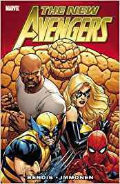 New Avengers By Brian Michael Bendis, Vol. 1 (SC)