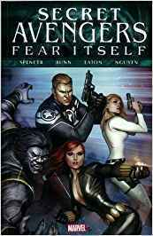 Fear Itself: Secret Avengers (SC)