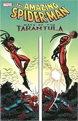 Spider-Man: Mark of the Tarantula (SC)