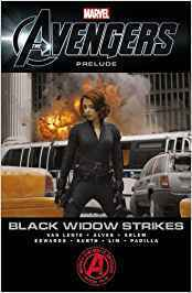 Marvel's The Avengers: Black Widow Strikes  (SC)