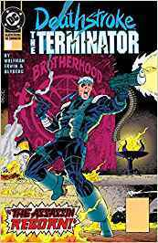 Deathstroke, the Terminator, Vol. 3: Nuclear Winter (SC)