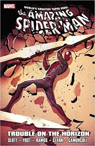 Spider-Man: Trouble on the Horizon (SC)