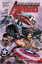Avengers: Unleashed, Vol.2: Secret Empire (SC)