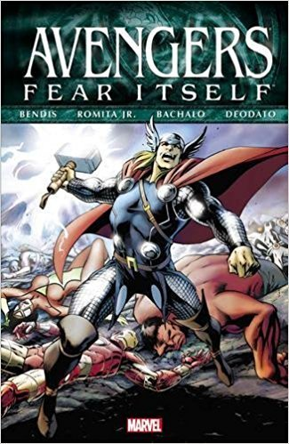 Fear Itself: Avengers  (SC)