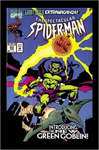 Green Goblin: A Lighter Shade of Green (SC)