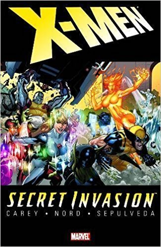 Secret Invasion: X-Men (SC)
