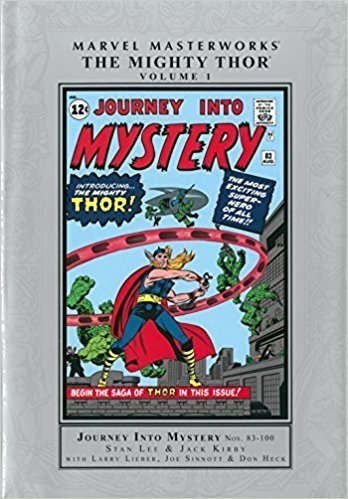Marvel Masterworks: The Mighty Thor, Vol. 1 (New Printing) (HC)