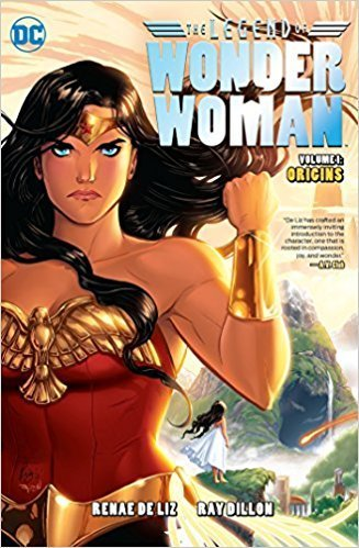 The Legend of Wonder Woman, Vol. 1: Origins  (SC)