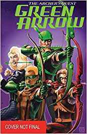 Green Arrow: The Archer's Quest, Deluxe Edition (HC)