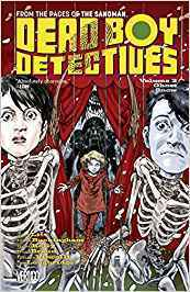Dead Boy Detectives, Vol. 2: Ghost Snow (SC)