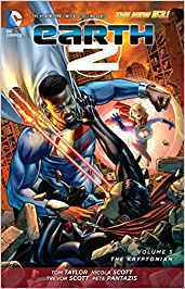 Earth 2, Vol. 5: The Kryptonian (The New 52) (SC)