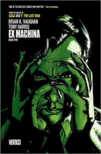Ex Machina, Book Five (SC)