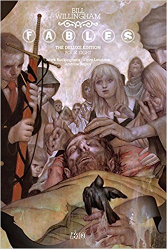 Fables - The Deluxe Edition, Book Eight (HC)