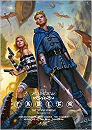 Fables - The Deluxe Edition, Book Nine (HC)