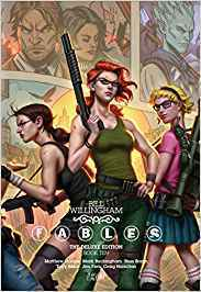 Fables: Deluxe Edition Book Ten (HC)