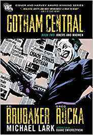 Gotham Central, Book 2: Jokers and Madmen (SC)