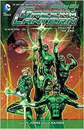Green Lantern, Vol. 3: The End (The New 52) (SC)