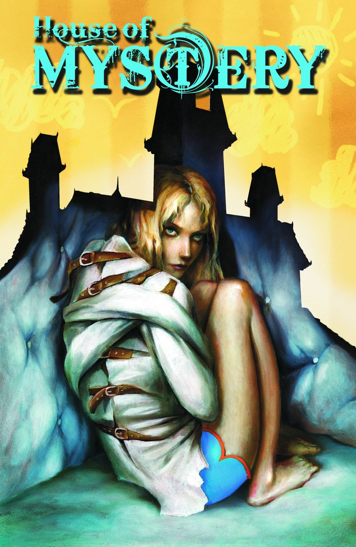 House of Mystery, Vol. 7: Conception (SC)