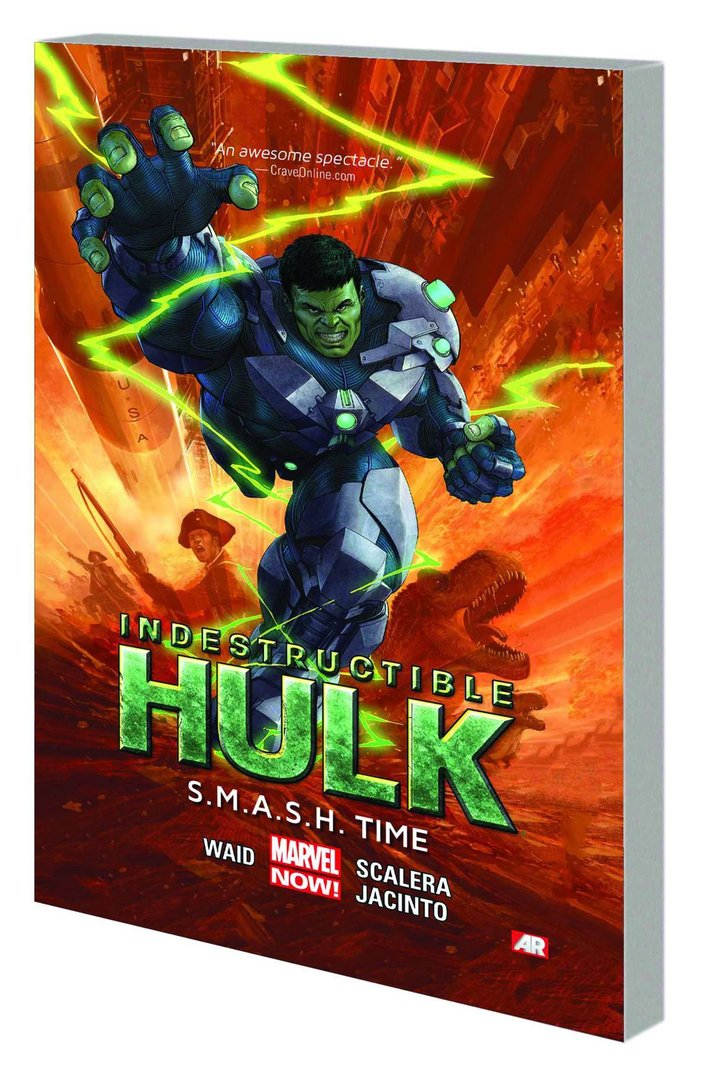 Indestructible Hulk, Vol. 3: S.M.A.S.H. Time (SC)