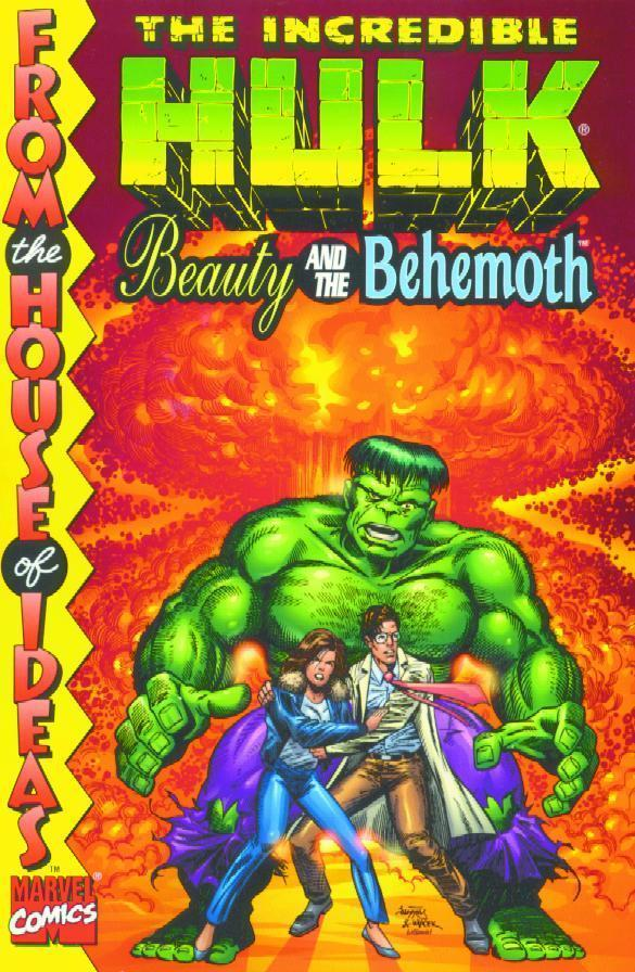 Incredible Hulk: Beauty and the Behemoth (SC)