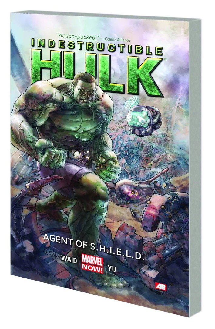 Indestructible Hulk, Vol. 1: Agent of S.H.I.E.L.D. (SC)