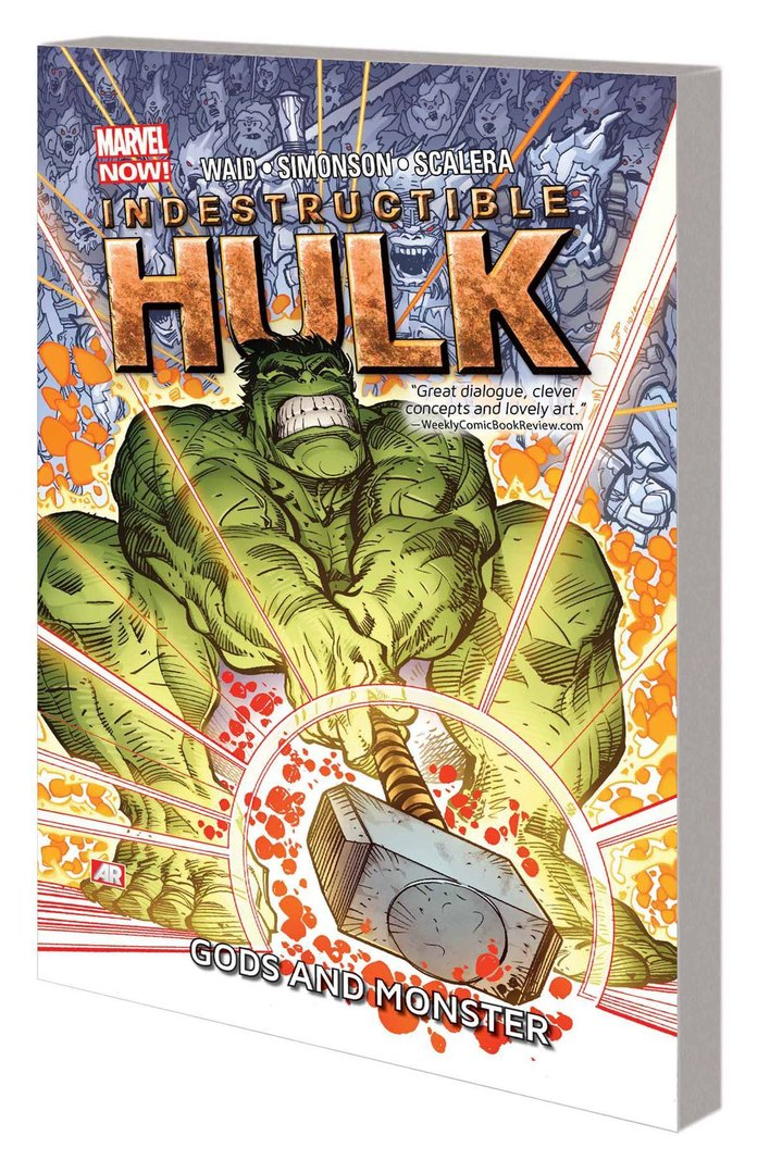 Indestructible Hulk, Vol. 2: Gods and Monsters (SC)