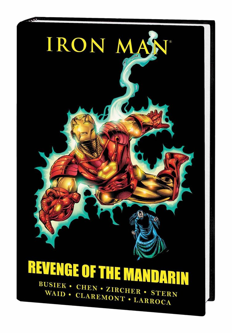 Iron Man: Revenge of the Mandarin (HC)