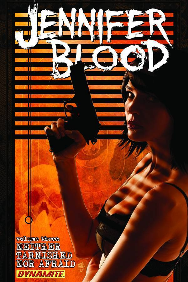 Jennifer Blood, Vol. 3: Neither Tarnished Nor Afraid (SC)