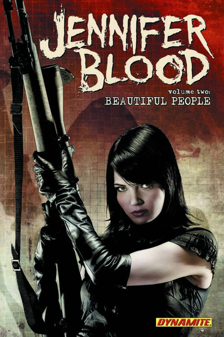 Jennifer Blood, Vol. 2: Beautiful People (SC)