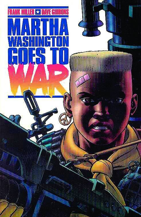 Martha Washington Goes to War (SC)