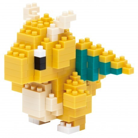 Nanoblock Pokemon Dragoran