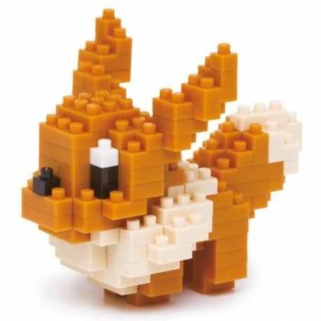 Nanoblock Pokemon Evoli